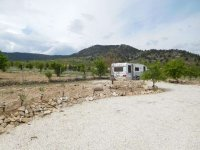 Investment opportunity, 4,500 m2 plot of land with permission for 4 mobile homes. (4)
