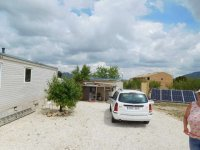 Investment opportunity, 4,500 m2 plot of land with permission for 4 mobile homes. (8)