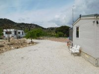 Investment opportunity, 4,500 m2 plot of land with permission for 4 mobile homes. (10)