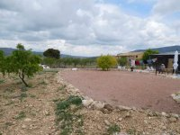 Investment opportunity, 4,500 m2 plot of land with permission for 4 mobile homes. (34)