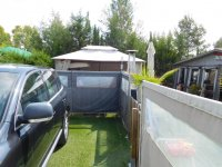 Amazing caravan and awning on 140m2 plot (4)