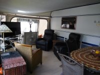 Amazing caravan and awning on 140m2 plot (5)