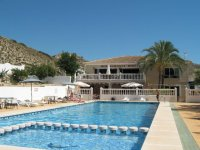 Static caravan by the sea, on the Costa Blanca. (16)