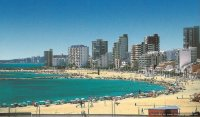 Static caravan by the sea, on the Costa Blanca. (17)