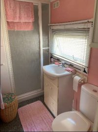 Static caravan by the sea, on the Costa Blanca. (7)