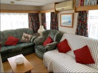 Static caravan by the sea, on the Costa Blanca. (3)