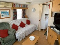 Static caravan by the sea, on the Costa Blanca. (2)