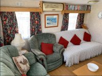 Static caravan by the sea, on the Costa Blanca. (5)