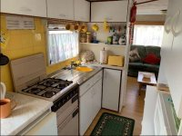 Static caravan by the sea, on the Costa Blanca. (8)