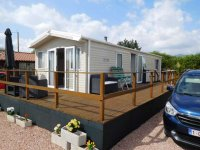 Willerby Peppy 2 excellent condition, on residential site (0)