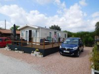 Willerby Peppy 2 excellent condition, on residential site (1)