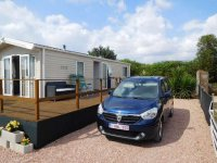 Willerby Peppy 2 excellent condition, on residential site (18)