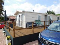 Willerby Peppy 2 excellent condition, on residential site (17)
