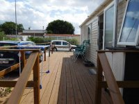 Willerby Peppy 2 excellent condition, on residential site (15)