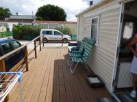 Willerby Peppy 2 excellent condition, on residential site (20)