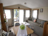 Willerby Peppy 2 excellent condition, on residential site (24)