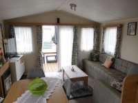 Willerby Peppy 2 excellent condition, on residential site (28)
