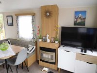 Willerby Peppy 2 excellent condition, on residential site (25)
