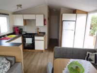 Willerby Peppy 2 excellent condition, on residential site (33)