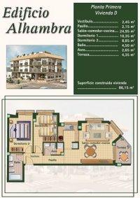Alhambra apartment, Catral (11)