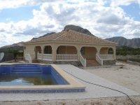 LL 555 Barbarroja Villa, Hondon de los Frailes (1)