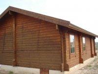 Log cabin, La Hoya (2)
