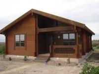 Log cabin, La Hoya (0)