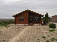 Log cabin, La Hoya (1)