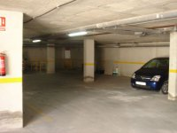 Secure garage spaces, Catral (3)