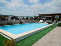 Fantastic Mobile home with private swimming pool (3)