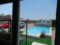 Fantastic Mobile home with private swimming pool (12)
