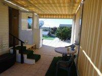 Classique Navarra mobile home, Derramador (3)