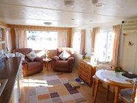 Classique Navarra mobile home, Derramador (16)