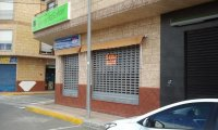 COM 208 shop with loading bay, Catral (1)