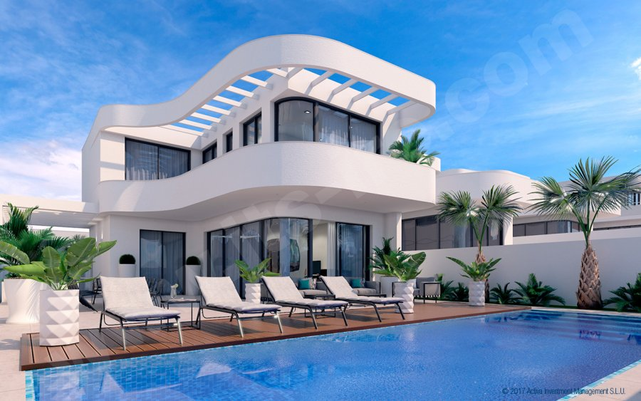 BESPOKE VILLAS TO A NEW LEVEL