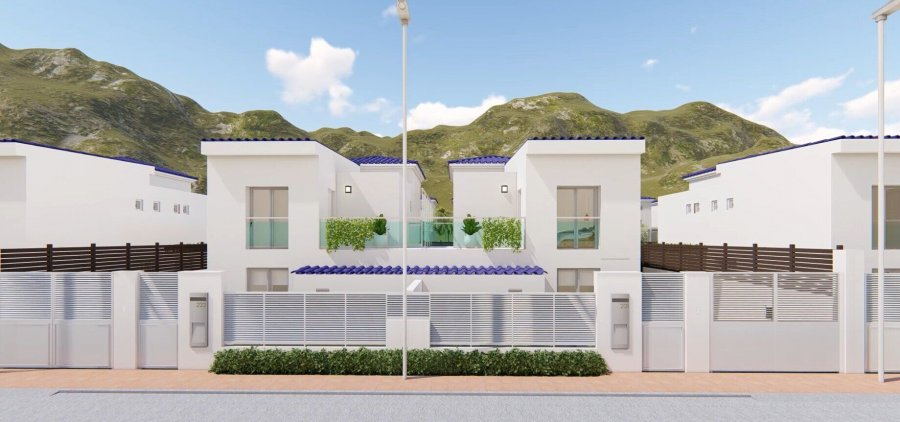 MODERN NEW BUILD VILLAS in COX