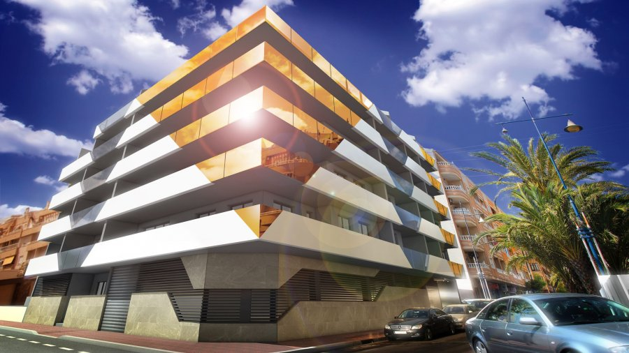 CONTEMPORARY APARTMENTS in TORREVIEJA