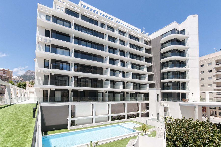 STUNNING MODERN APARTMENTS in CALPE