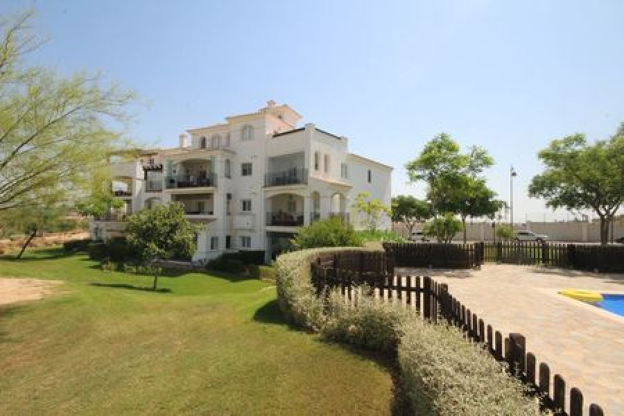Apartment in Hacienda Riquelme Golf Resort