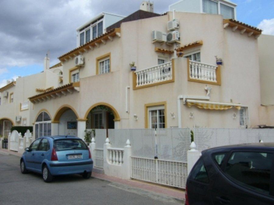 Quad House in Playa Flamenca