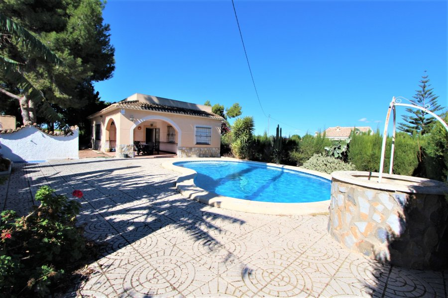 DETACHED FINCA - PRIVATE POOL