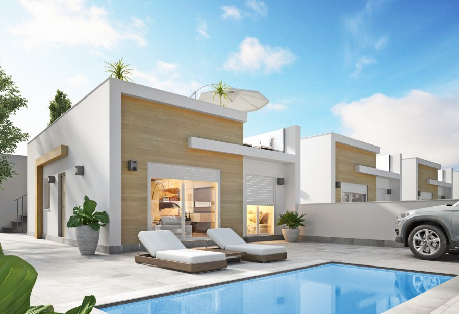Luxury Villas with Swimming Pools