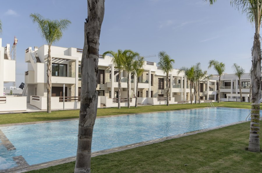 Luxury Apartments in Los Balcones on the outskirts of Torrevieja