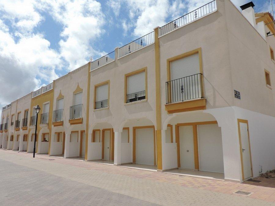 Fully Furnished Three Bedroom Townhousews in Santa Rosalia, Los Alcazares