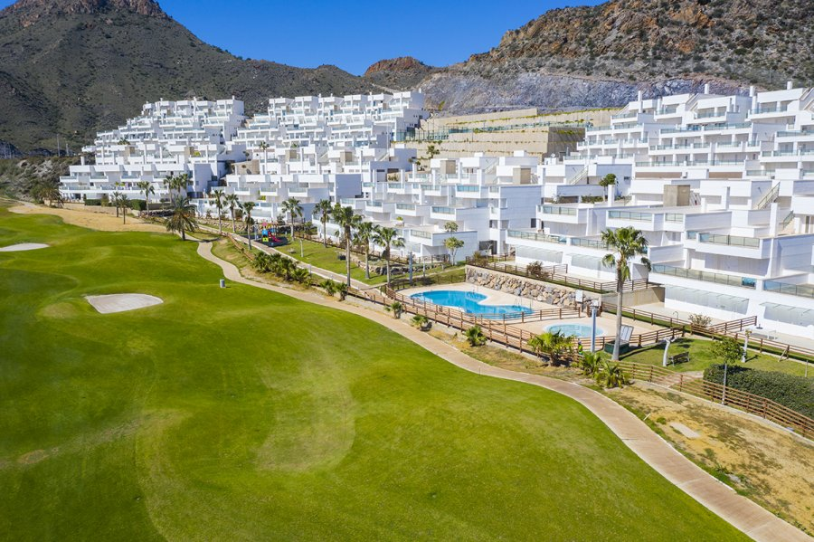 Apartments on the Best Desert Golf Course in Europe
