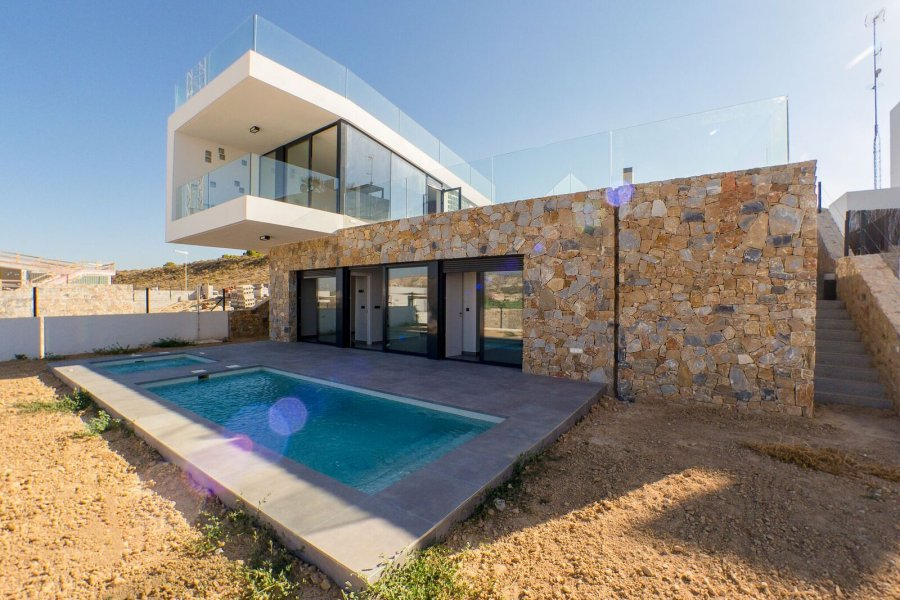 Luxury New Build  Villas La Finca Golf