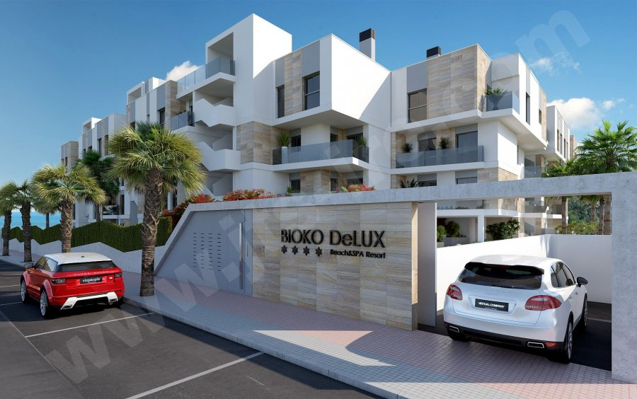 Luxury DeLux BIOKO New Build Apartments in Aguamarina, Cabo Roig