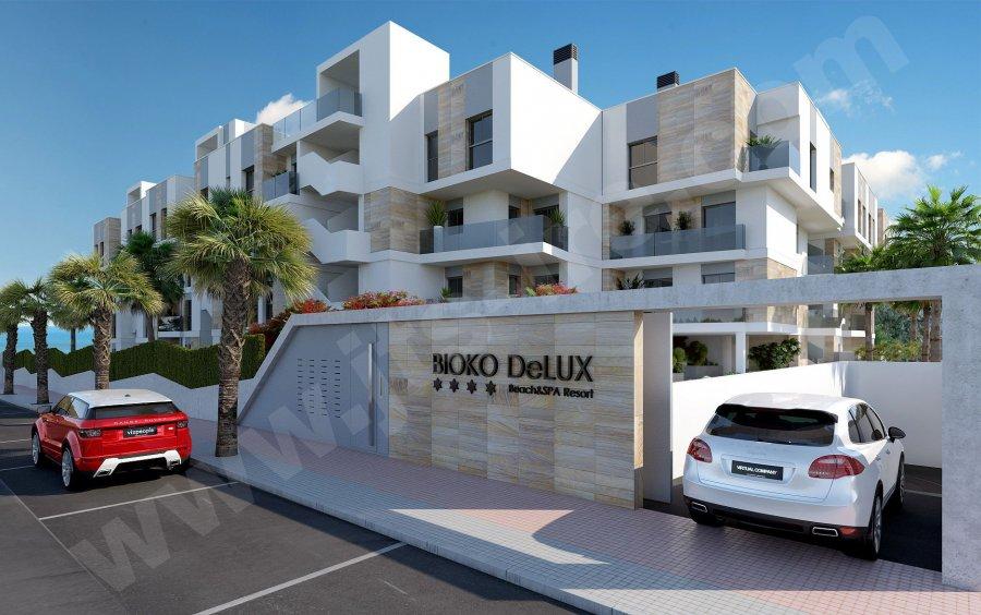 Luxury DeLux BIOKO New Build Apartments in Aguamarina, Cabo Roig
