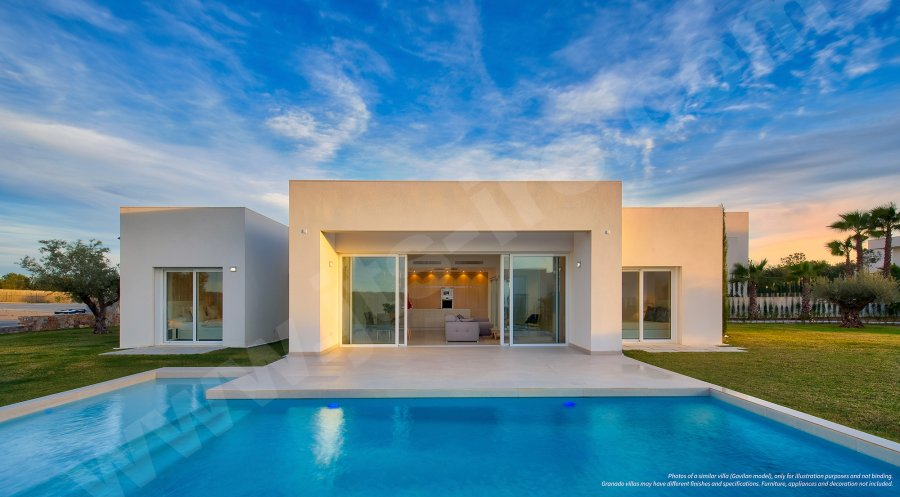 BEAUTIFUL MODERN DETACHED VILLAS