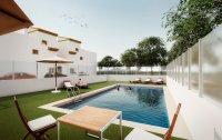 Terraced house in Los Alcazares